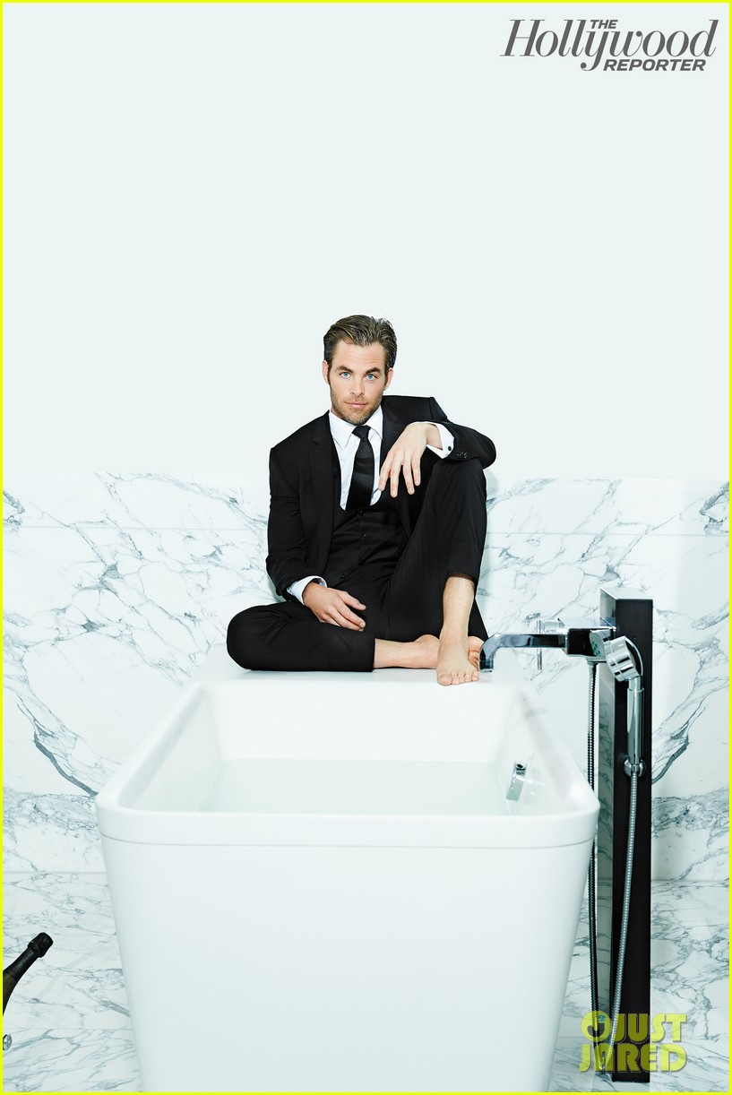 chris pine covers the hollywood reporter 013021570