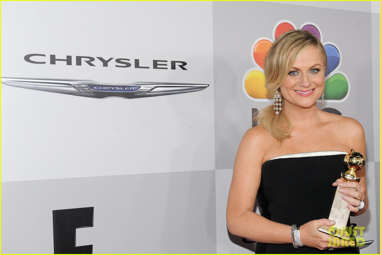 amy poehler nbc golden globe 2014 party 043029866