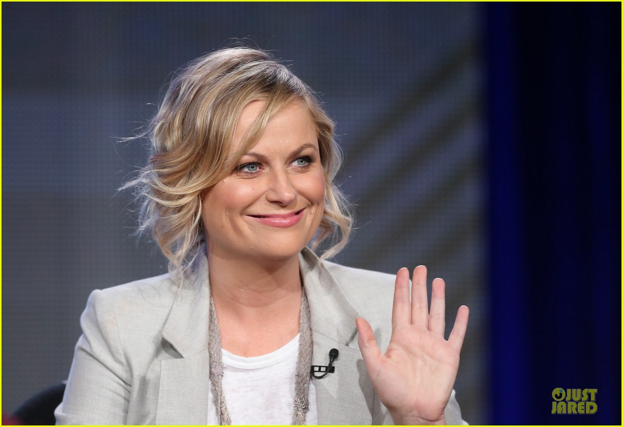 amy poehler comedy central tca winter tour panel 103027464