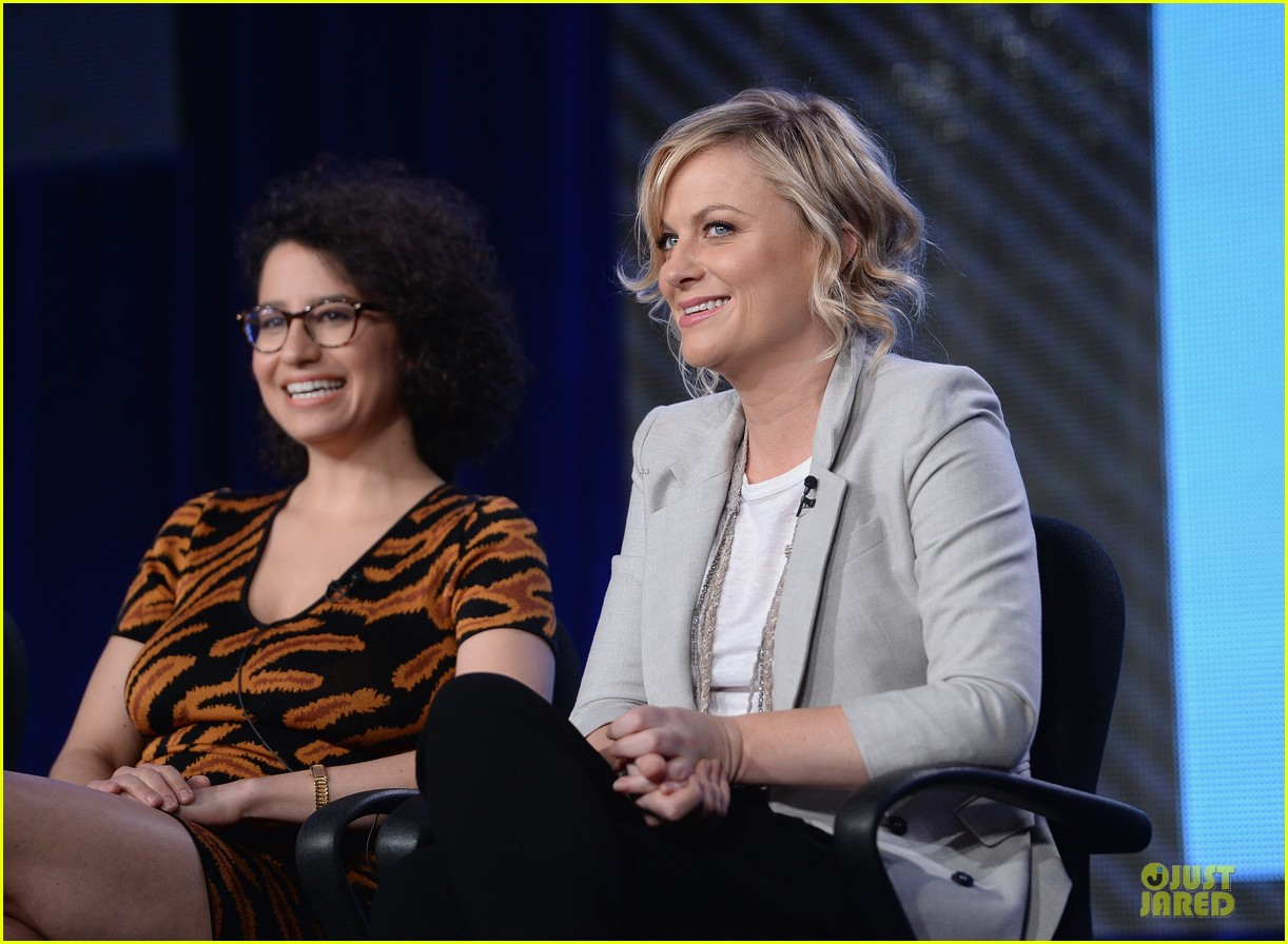amy poehler comedy central tca winter tour panel 13