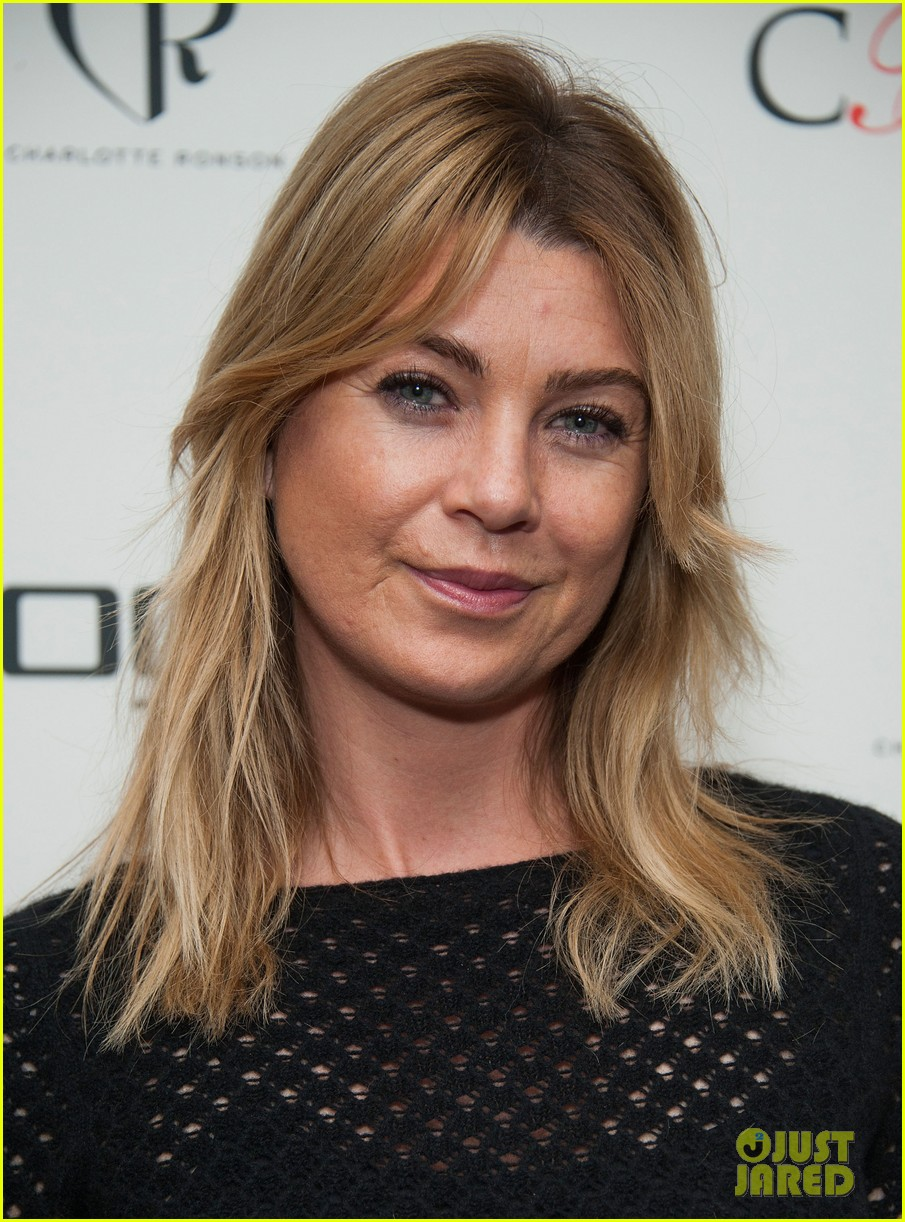 ellen pompeo vogue eyewear event 113031953