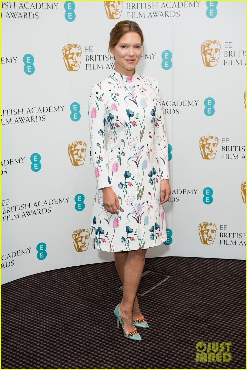 lea seydoux will poulter announce the bafta rising star nominees 023023592