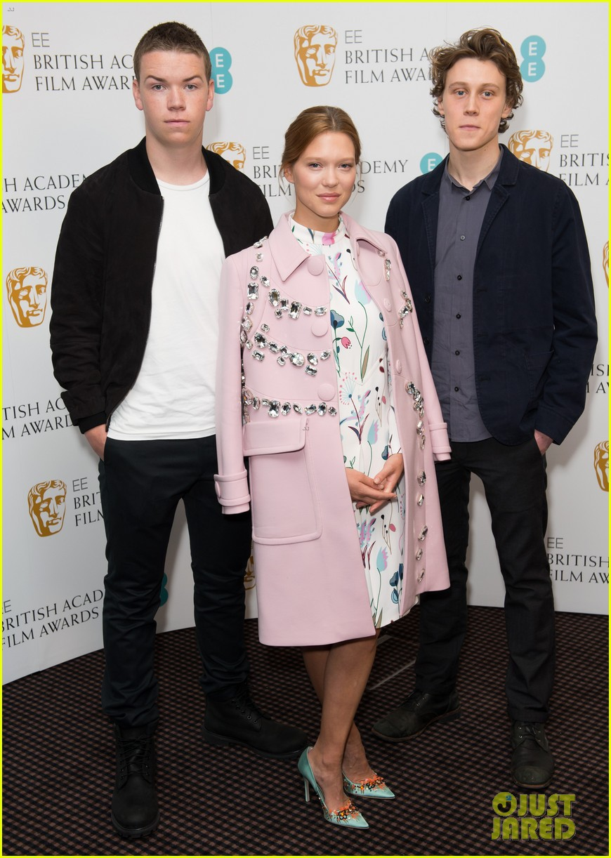 lea seydoux will poulter announce the bafta rising star nominees 07