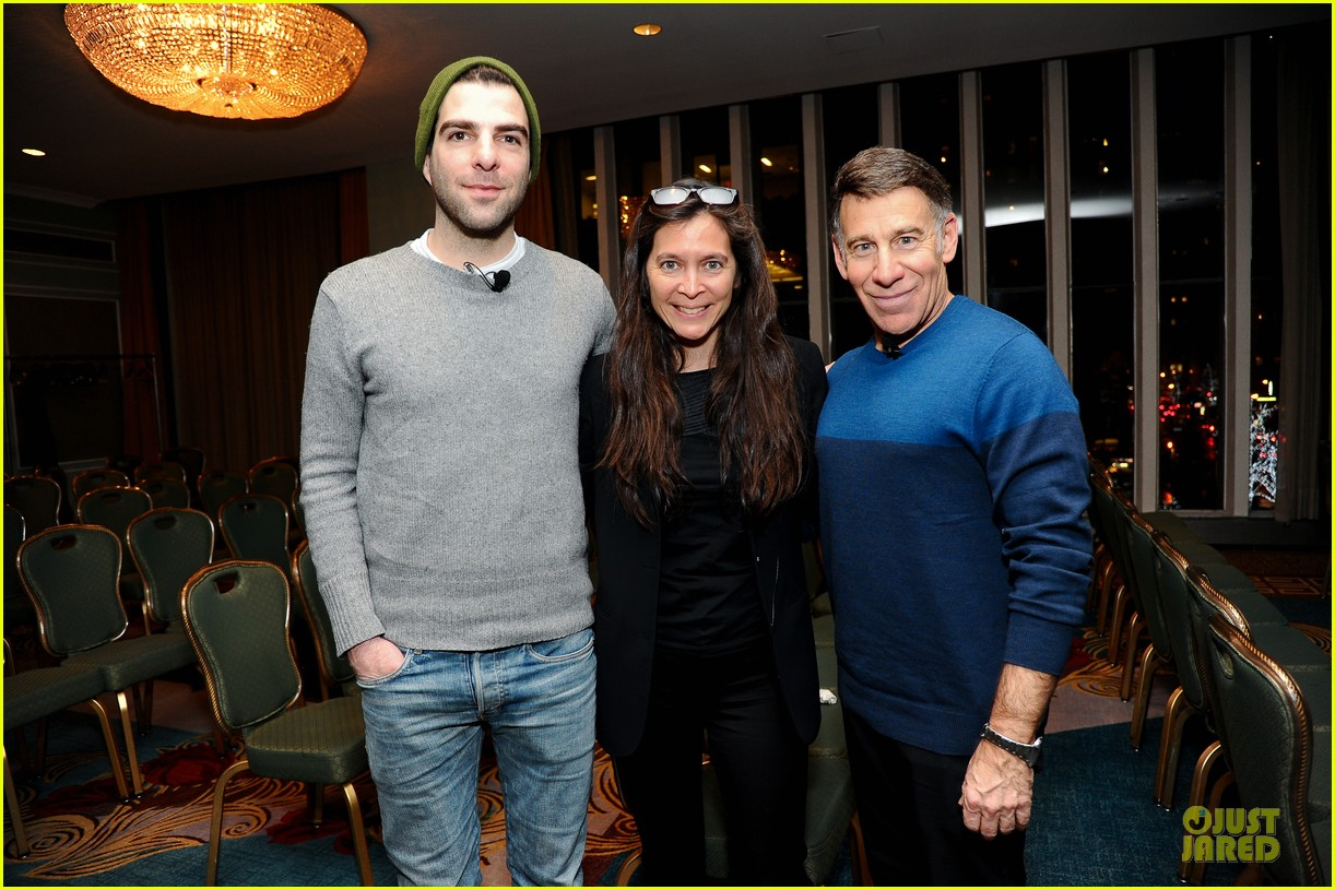 zachary quinto global performing arts conference 10