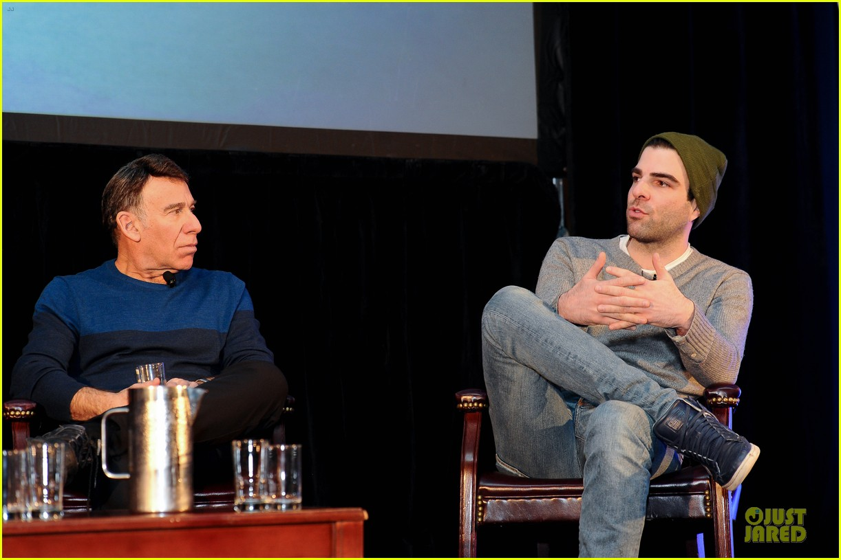 zachary quinto global performing arts conference 13
