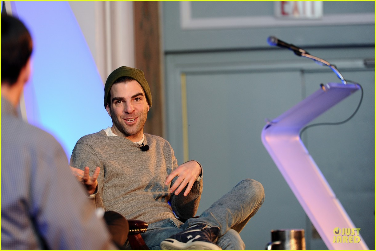 zachary quinto global performing arts conference 14