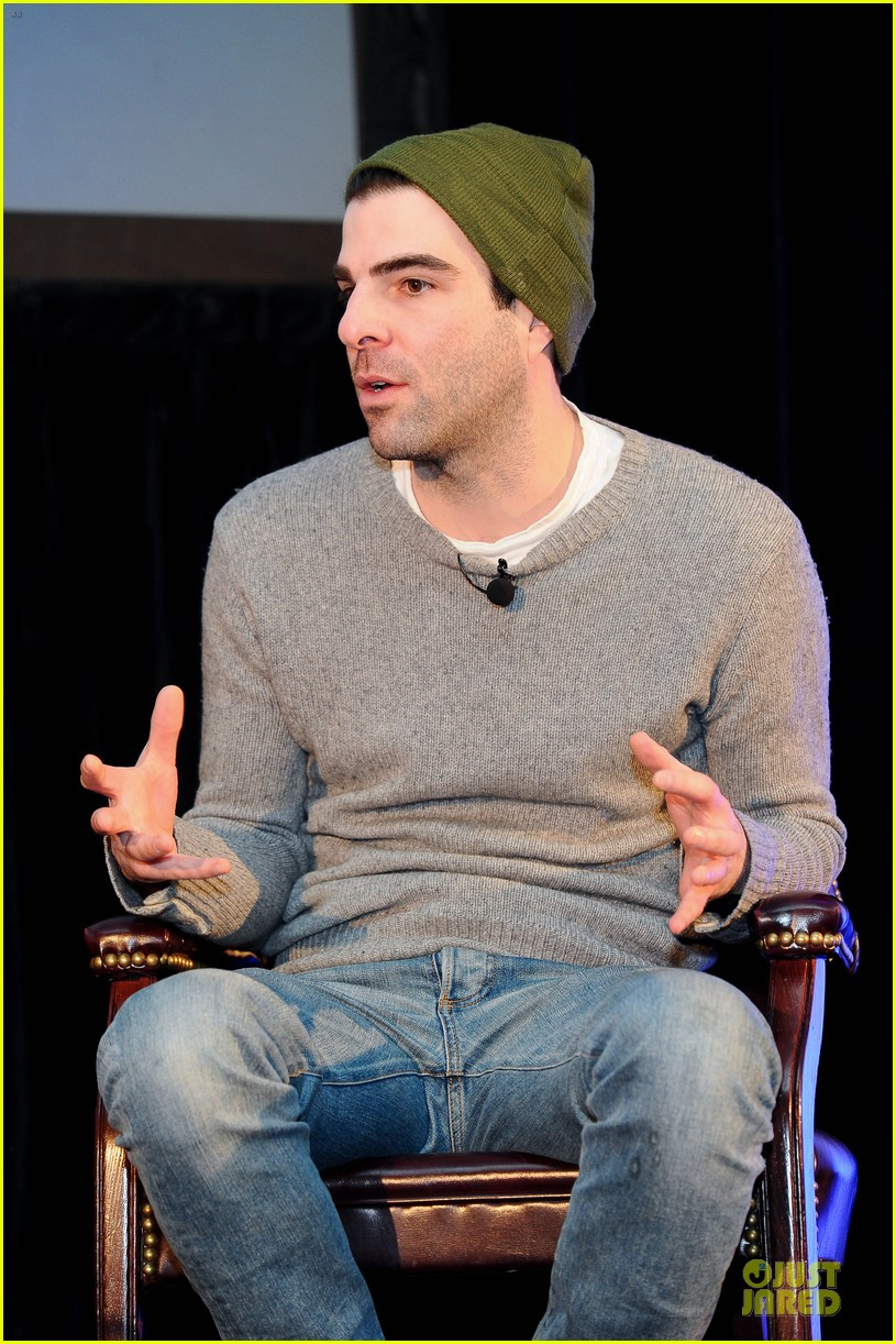 zachary quinto global performing arts conference 16