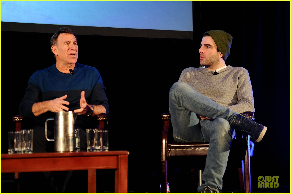 zachary quinto global performing arts conference 24