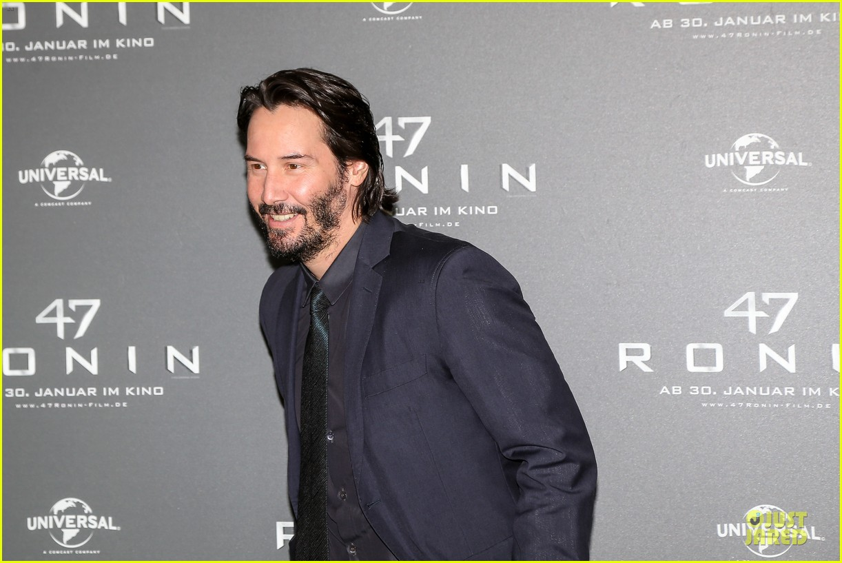 keanu reeves 47 ronin munich photo call 04