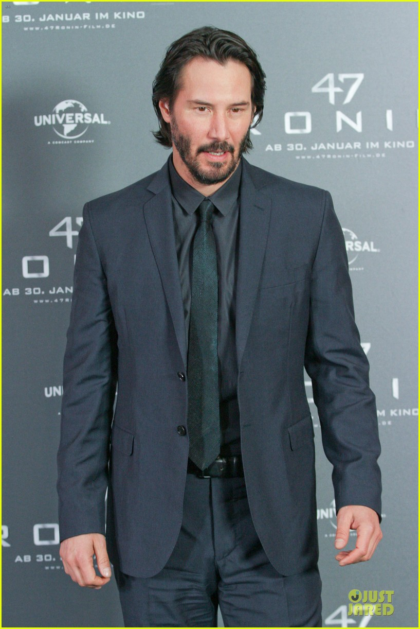 keanu reeves 47 ronin munich photo call 073034347