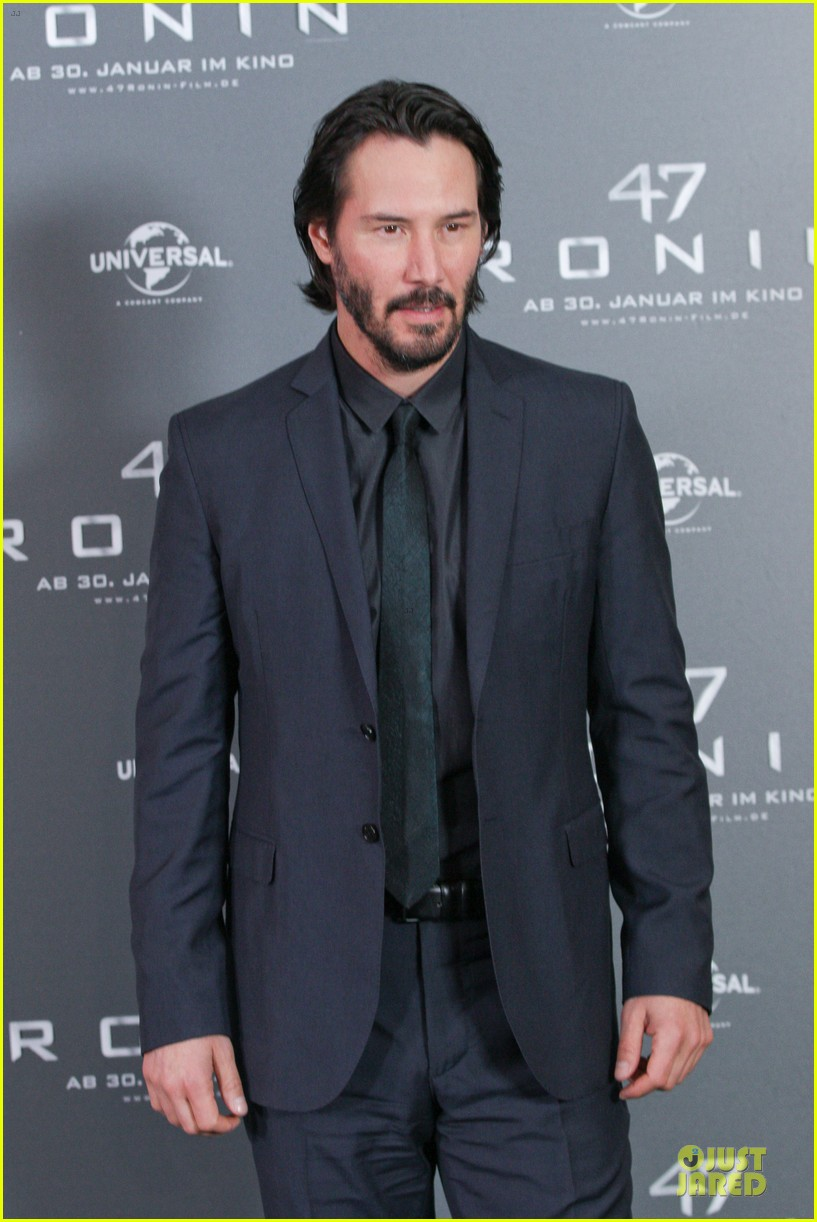 keanu reeves 47 ronin munich photo call 093034349