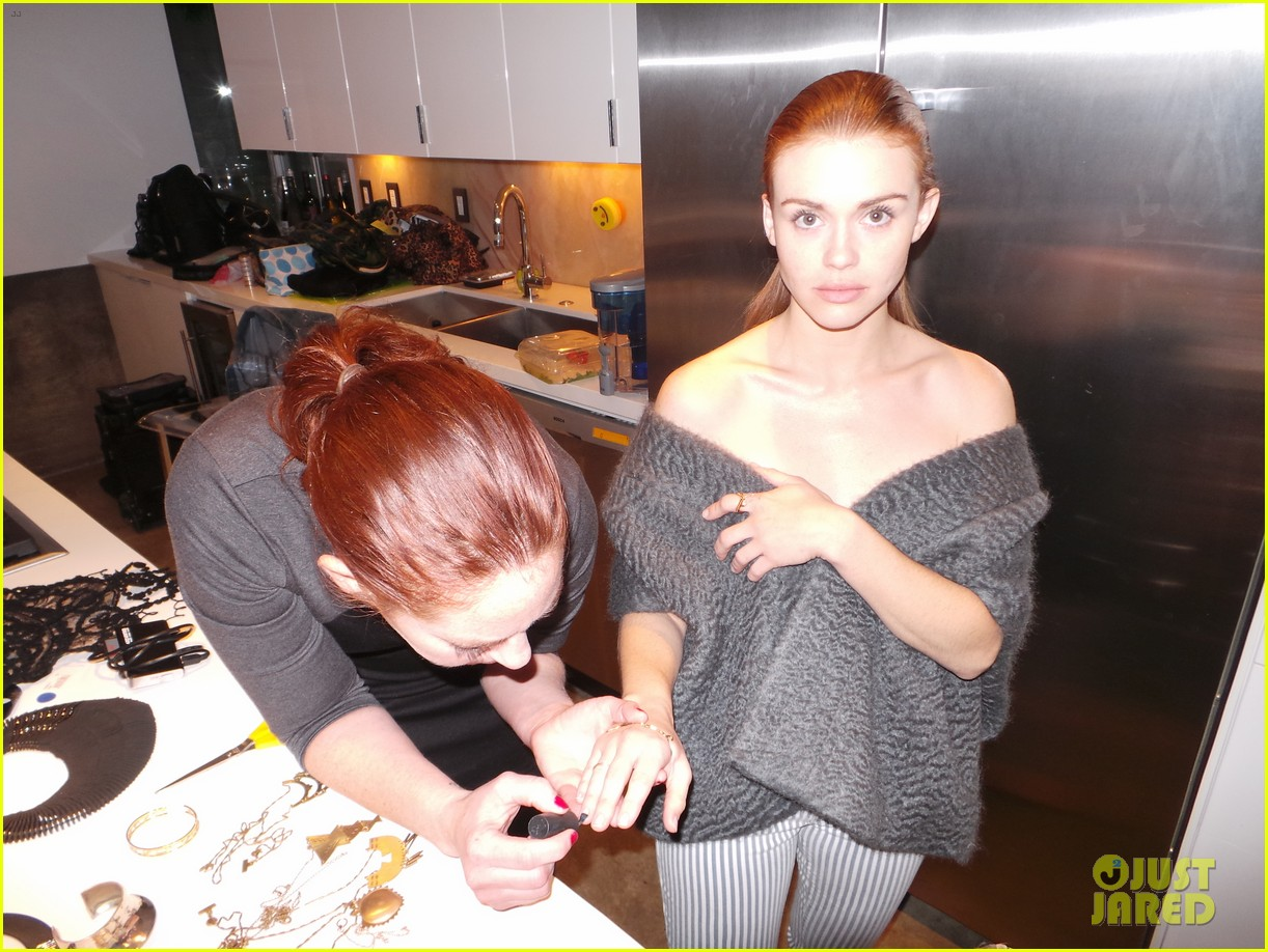 holland roden jj spotlight of the week behind the scenes pics 063024521