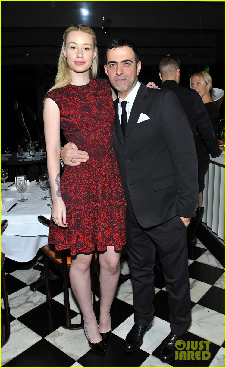 emmy rossum iggy azalea antonio berardi private dinner 033025203