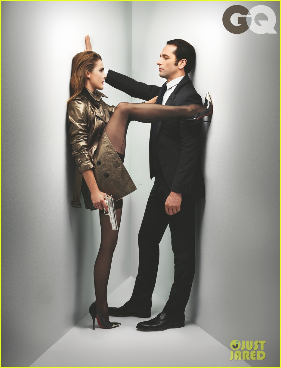keri russell matthew rhys sexy gq photo shoot 01