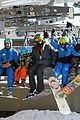 seal spends first day of 2014 snowboarding with the kids 04