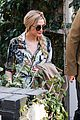 ashlee simpson evan ross dine party on saturday 07