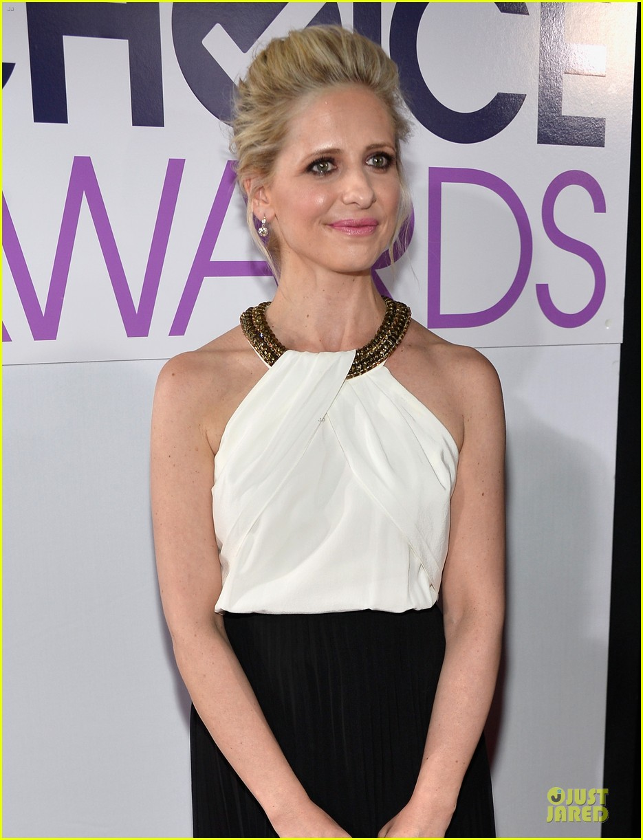 sarah michelle gellar amanda setton peoples choice awards 2014 10
