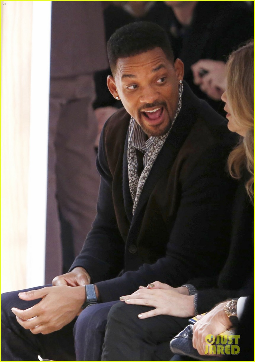 will smith karlie kloss dior homme fashion show 08