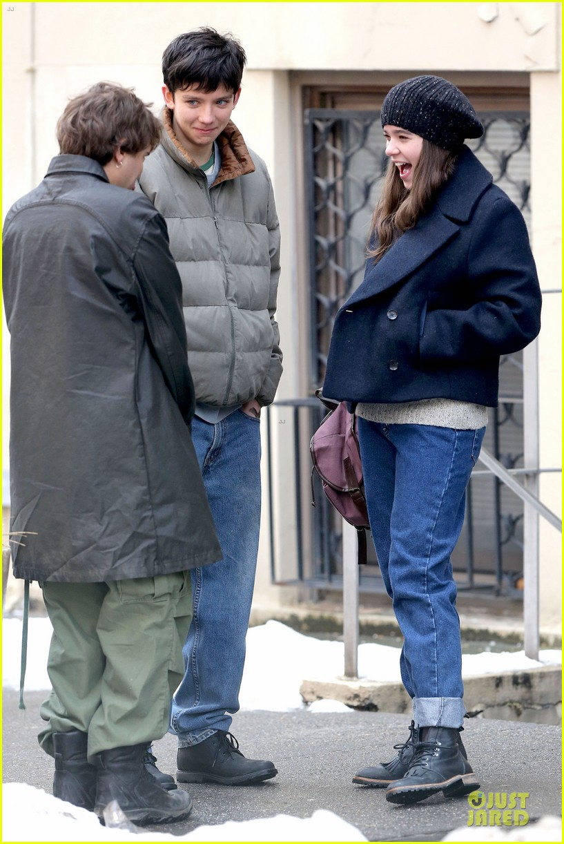 hailee steinfeld emile hirsch ten thousand saints set 21