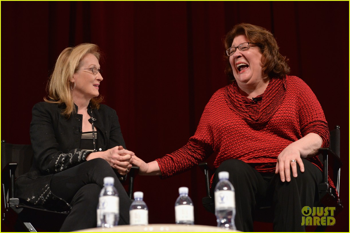 meryl streep august osage county l a screening 02