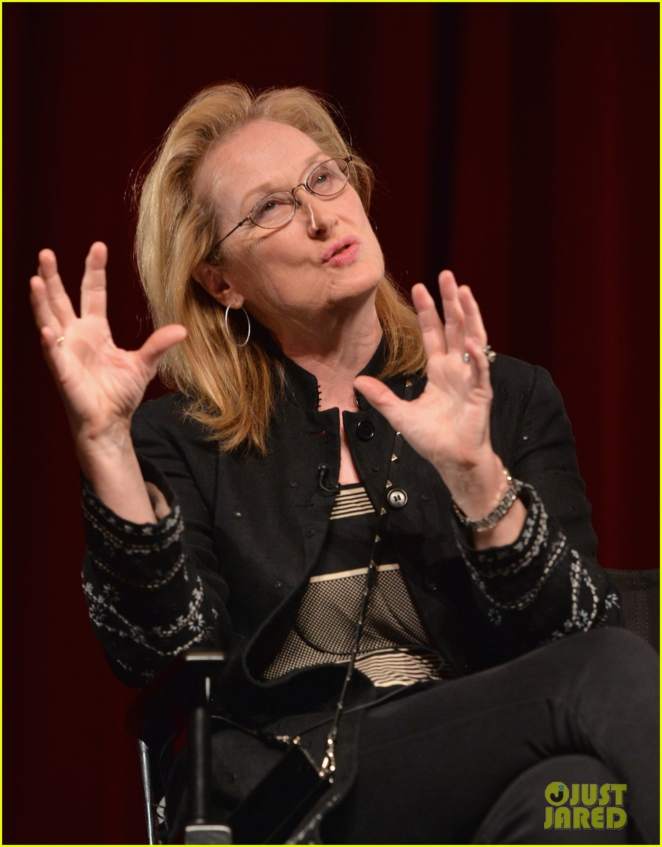 meryl streep august osage county l a screening 123023566
