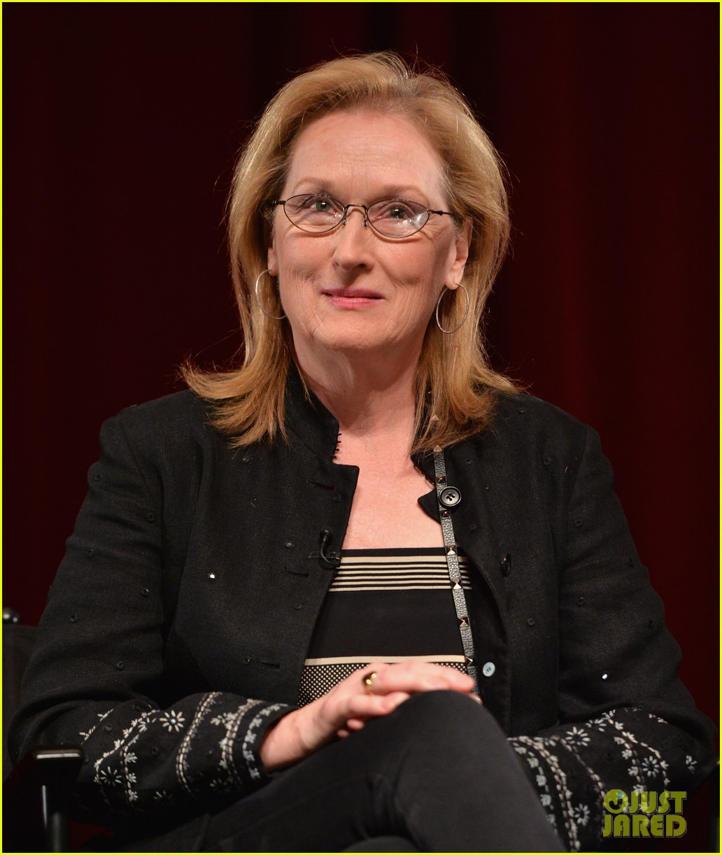 meryl streep august osage county l a screening 133023567