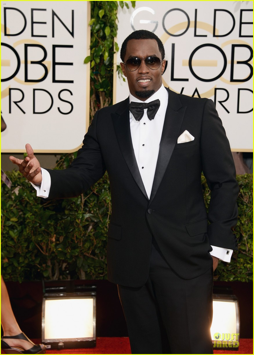 usher sean combs golden globes 2014 presenters 11