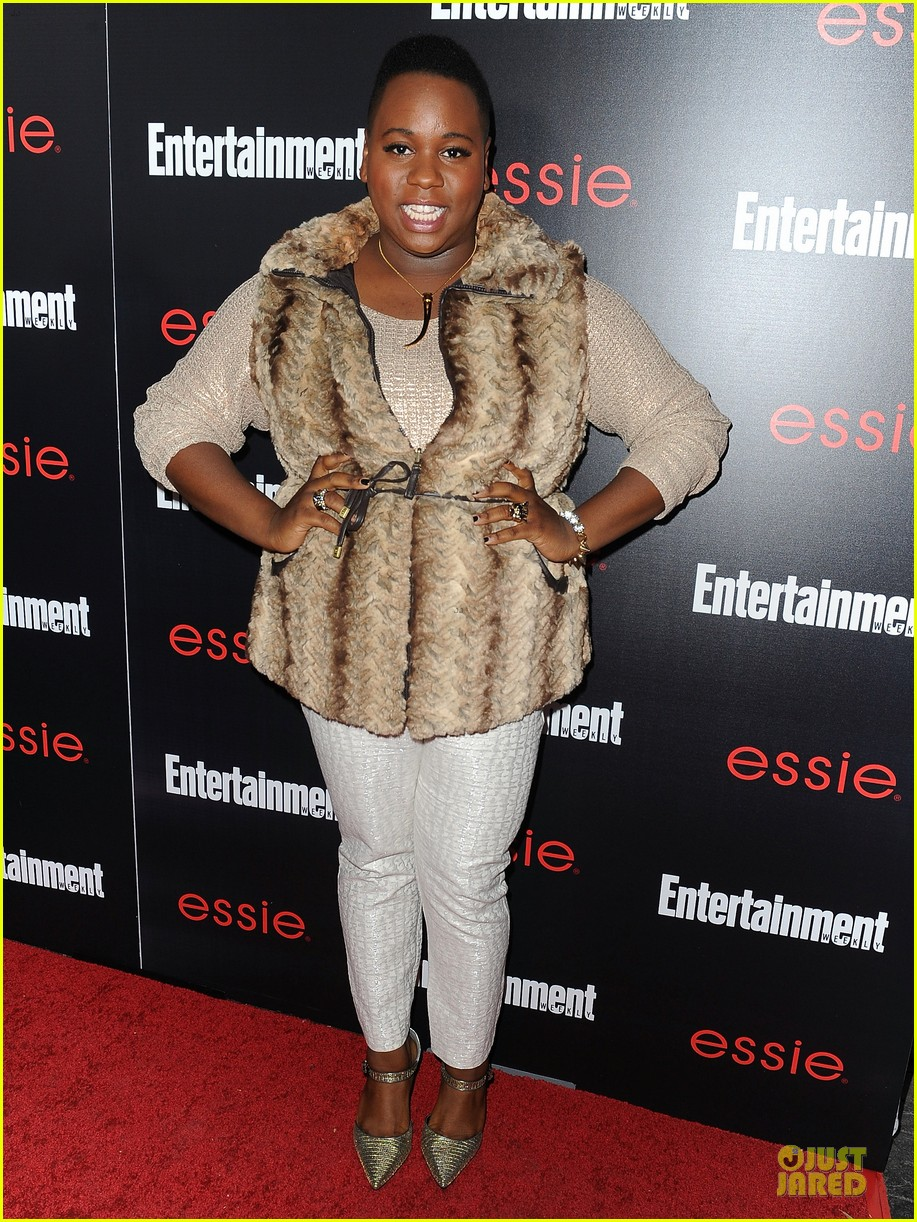 jenna ushkowitz alex newell ew sag nominees party 13