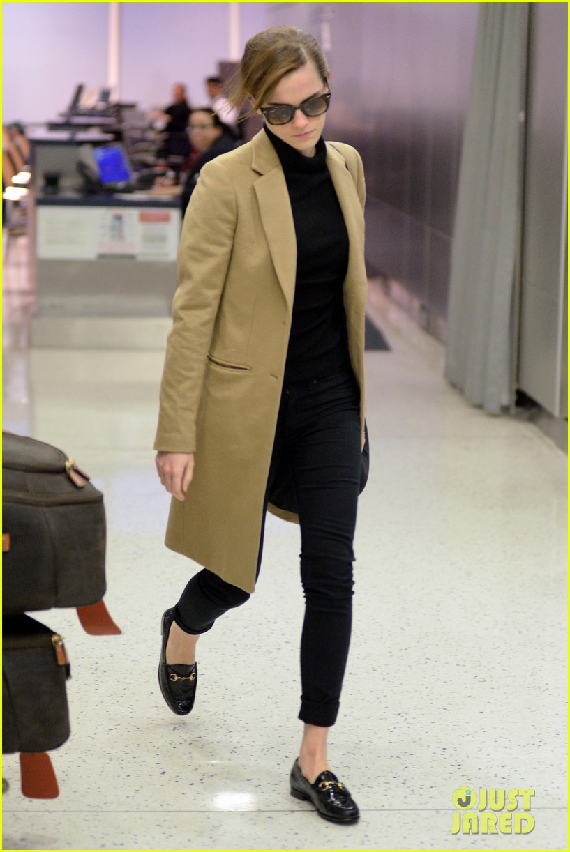 emma watson leaves new york city after quick trip 183037690