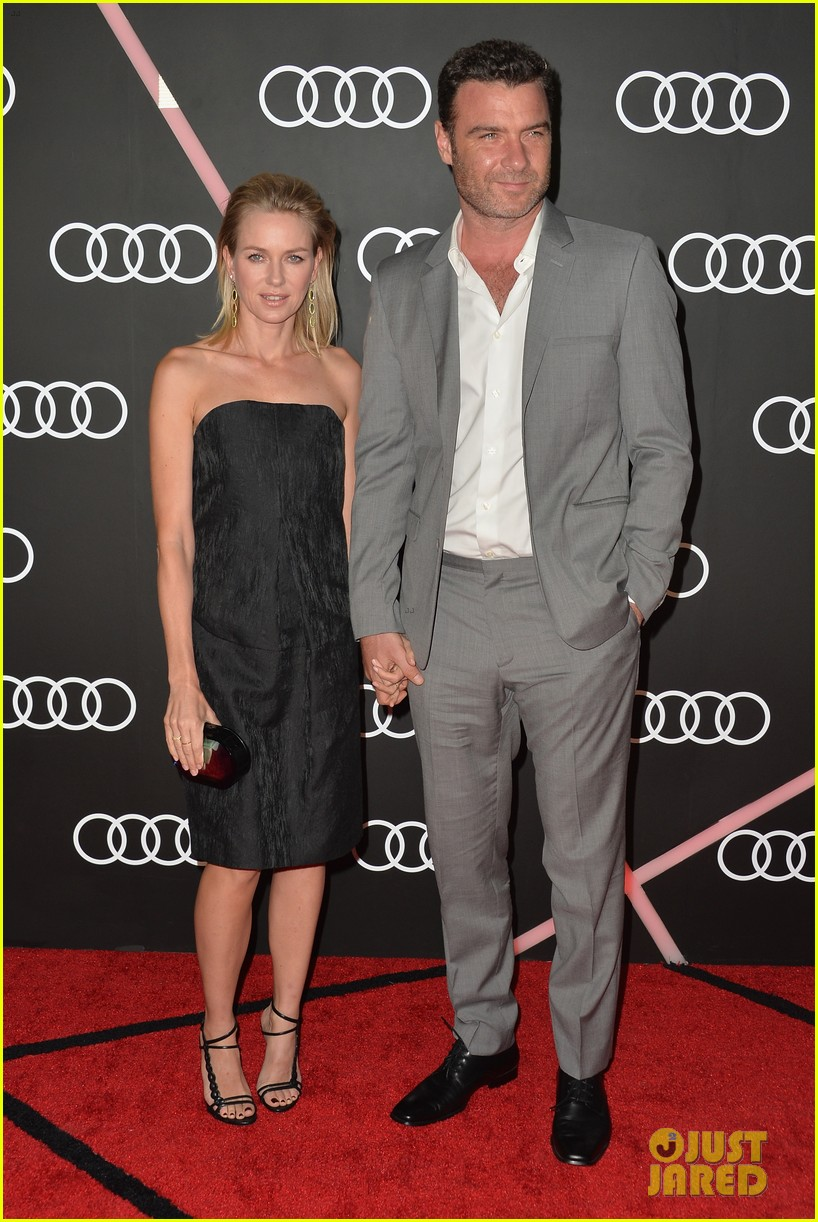 naomi watts liev schreiber audis pre golden globes party 033026809