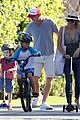 naomi watts liev schreiber run after the kids at the park 03