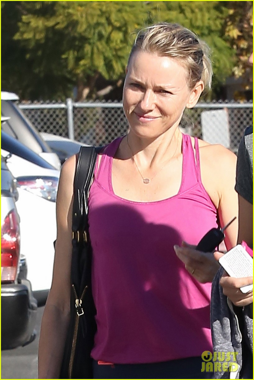 naomi watts liev schreiber give sons adorable school send off 11