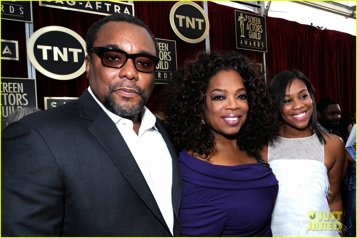 oprah winfrey forest whitaker sag awards 2014 red carpet 083034832