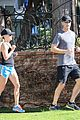 reese witherspoon jim toth jog the weekend away 22