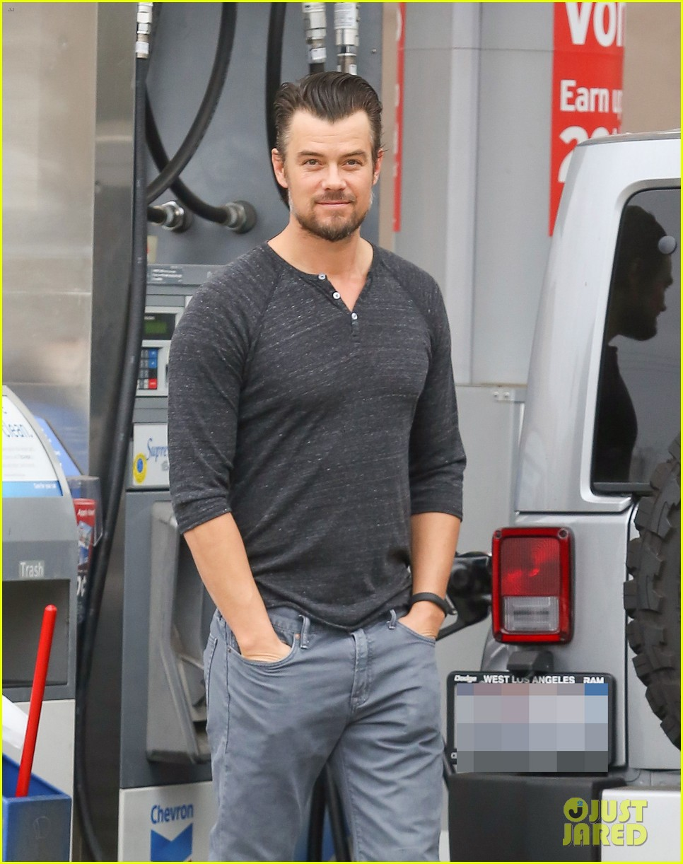 josh duhamel maybe axl north west will get together someday 073045583