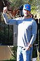 josh duhamel maybe axl north west will get together someday 13