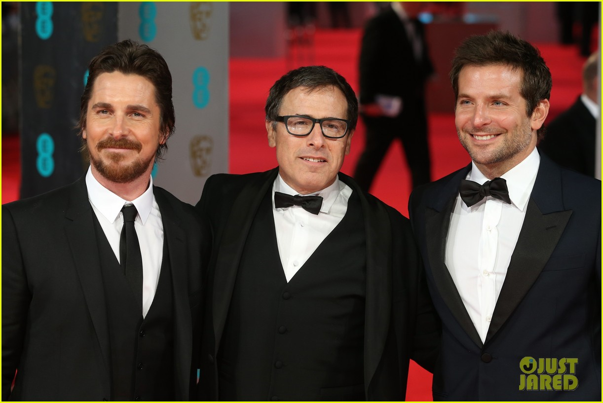 christian bale sibi blazic baftas 2014 red carpet 03