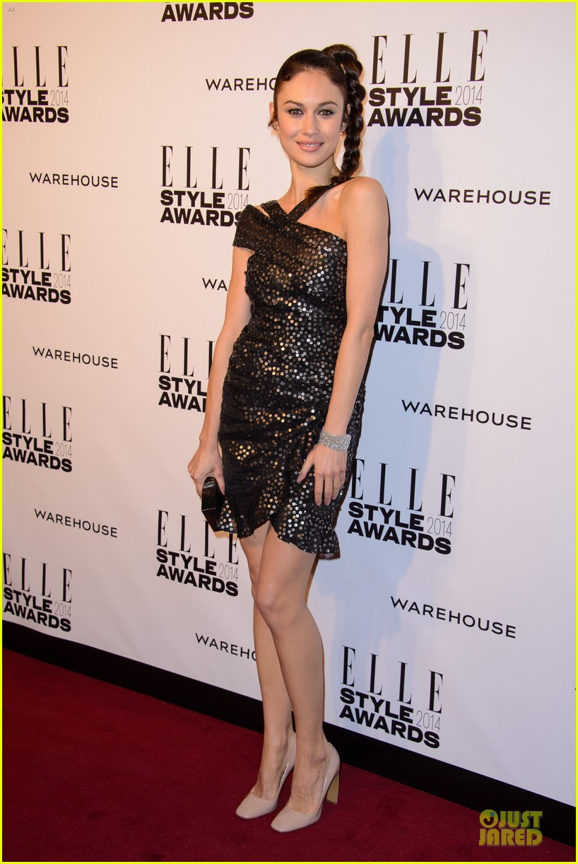 samantha barks felicity jones elle style awards 2014 143055854