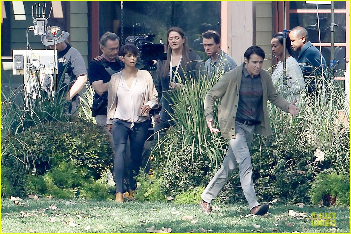 halle berry spends valentines day filming extant with goran visnjic 26