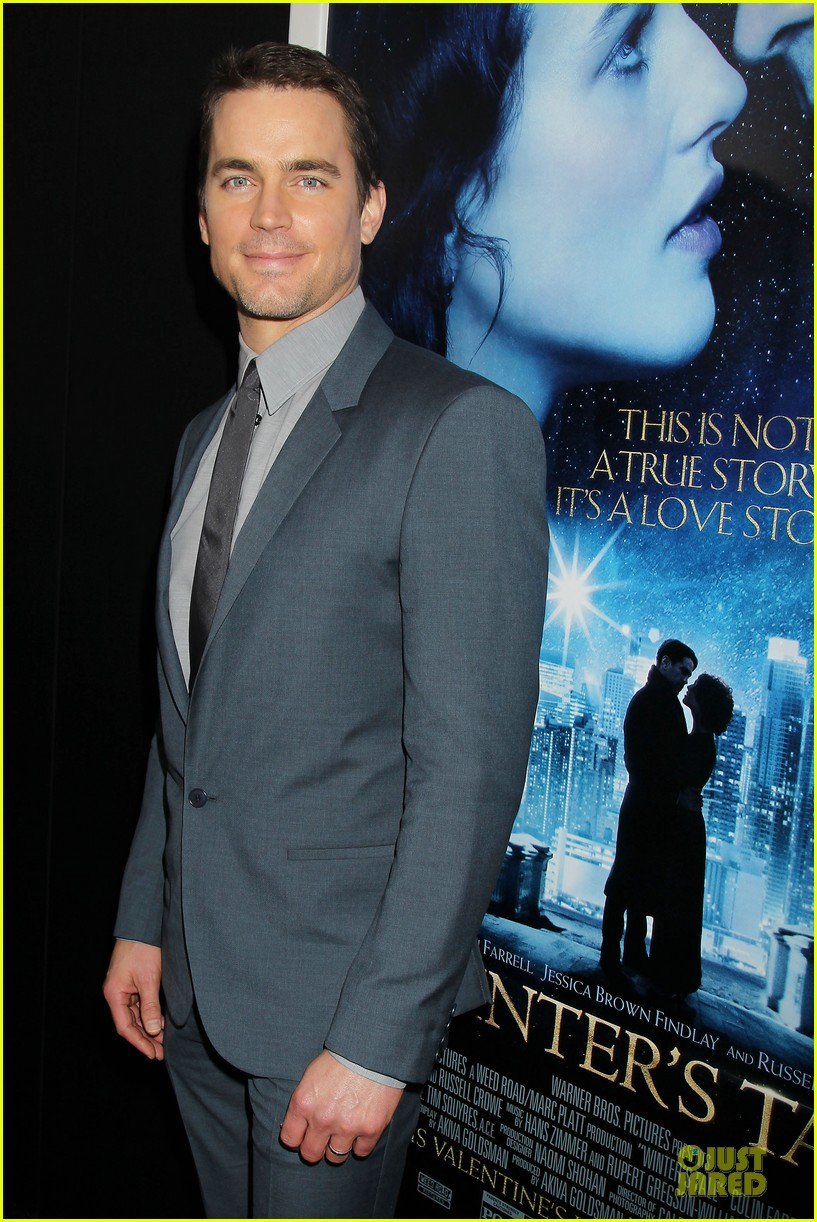 matt bomer lucy griffiths winter tale nyc premiere 12