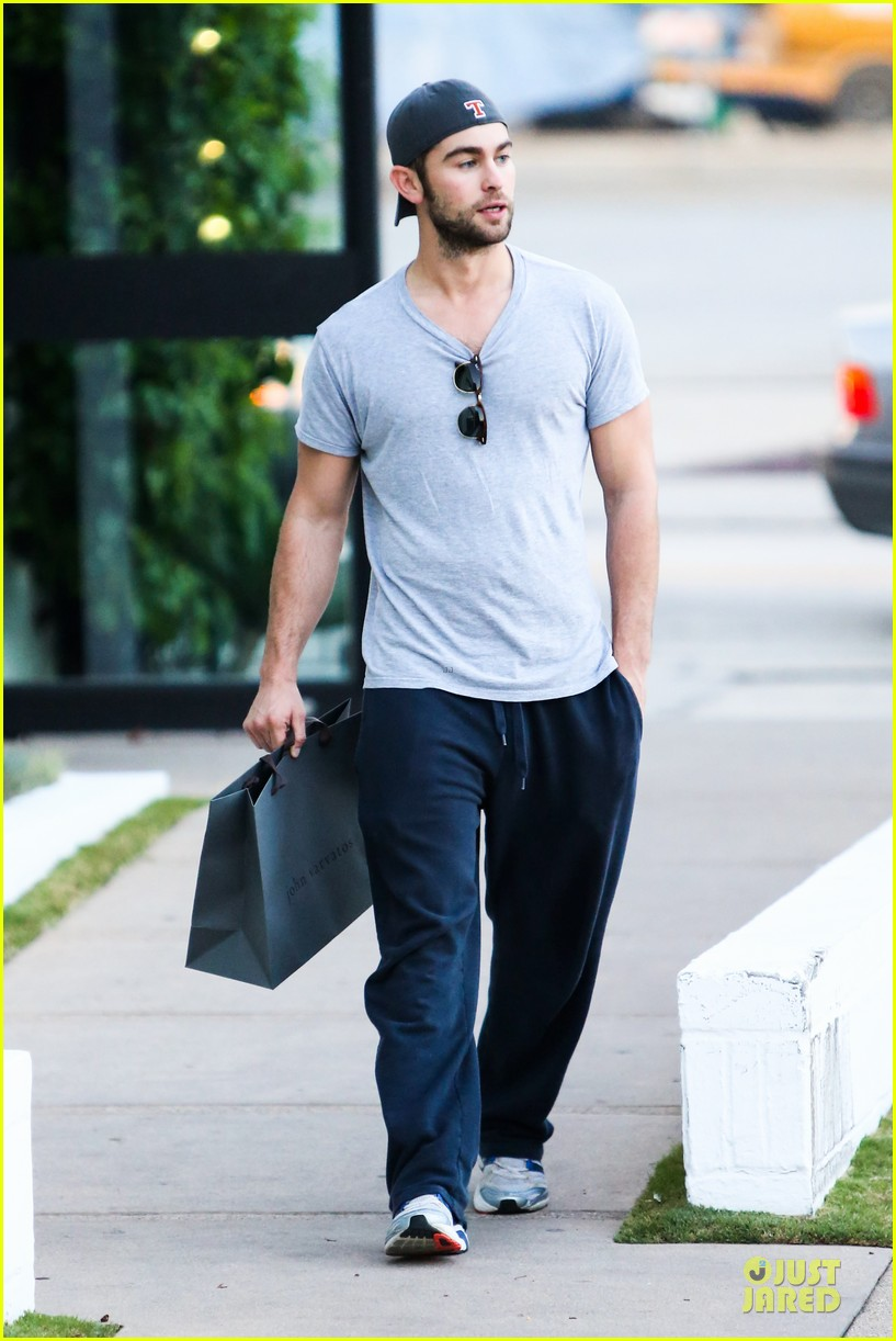 chace crawford i play dianna agron douchey boyfriend on glee 100th episode 113058418