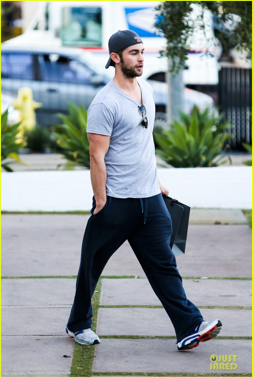 chace crawford i play dianna agron douchey boyfriend on glee 100th episode 123058419