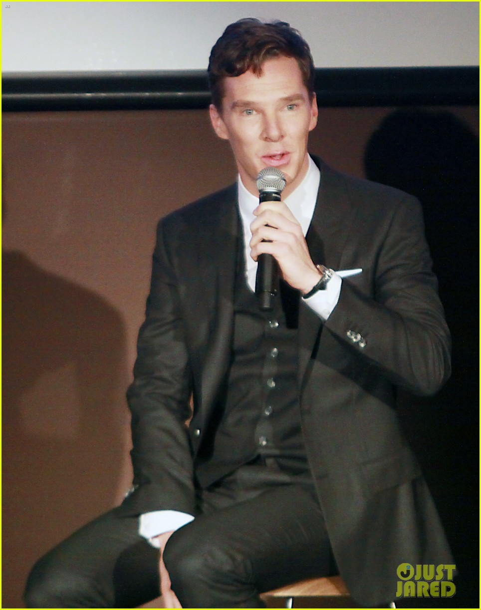 benedict cumberbatch bafta new yorks in conversation 10