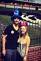 kaley cuoco and ryan sweeting kiss on his first trip to disneyland 06