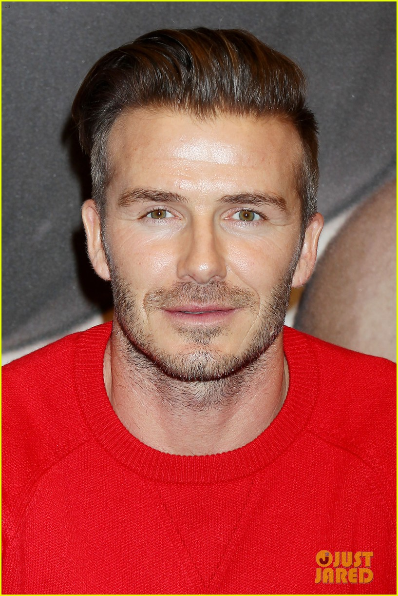 david beckham promotes hm body wear collection nyc 25