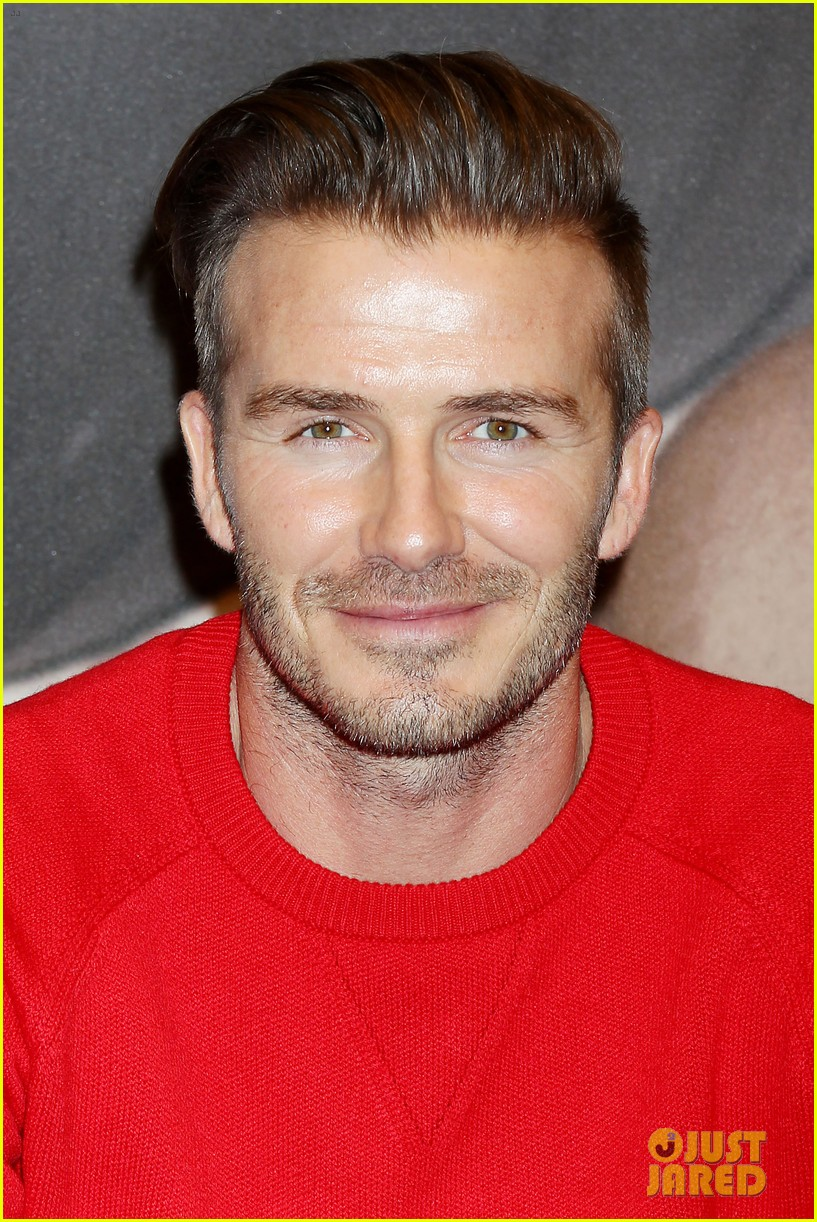 david beckham promotes hm body wear collection nyc 28