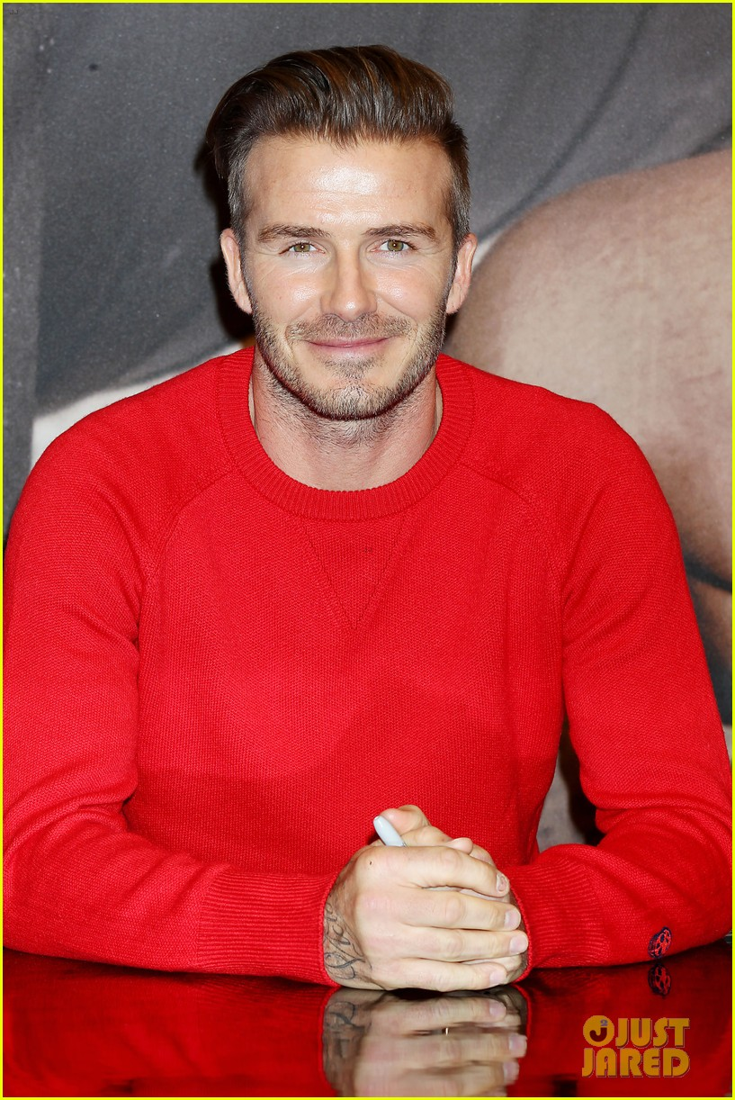 david beckham promotes hm body wear collection nyc 30
