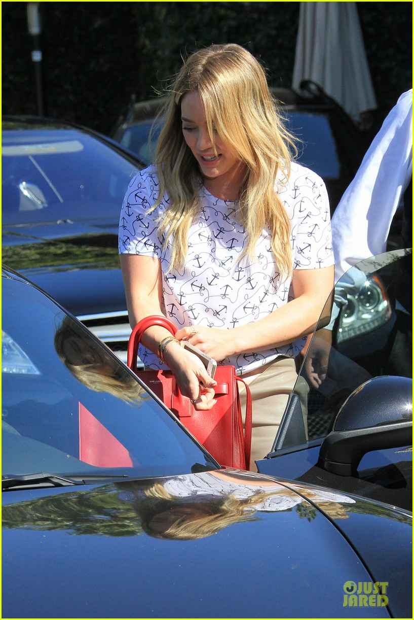 hilary duff groping allowed at cecconis 283058468