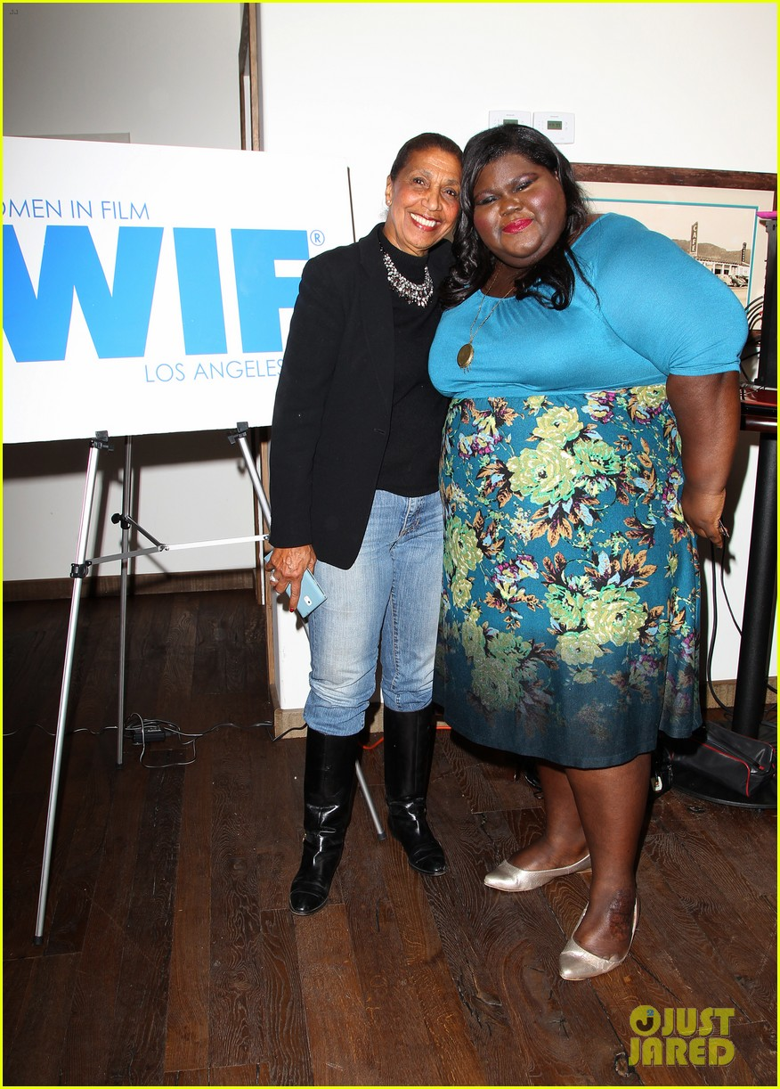 gabourey sidibe women film black history month celebration 18