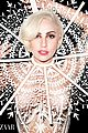 lady gaga covers harpers bazaar march 2014 02
